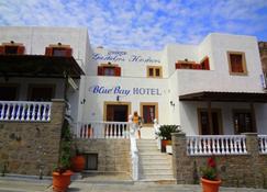 Blue Bay Hotel - Skala - Bâtiment
