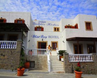 Blue Bay Hotel - Skala - Budova