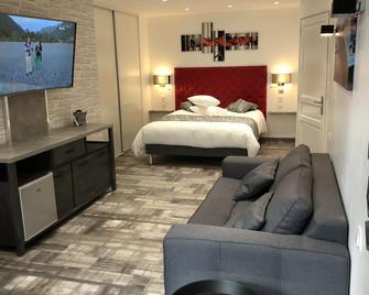 Le Beverl'inn - Flers - Slaapkamer