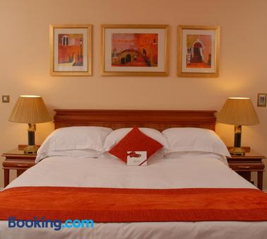 Park House Hotel - Galway - Bedroom
