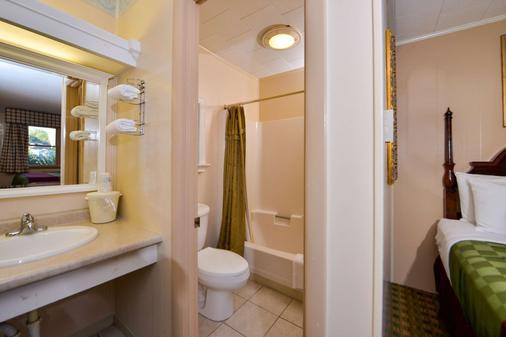 Americas Best Value Inn & Suites Chincoteague Island - Chincoteague - Bathroom
