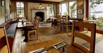 The Lake Of Menteith Hotel - Stirling - Restaurant