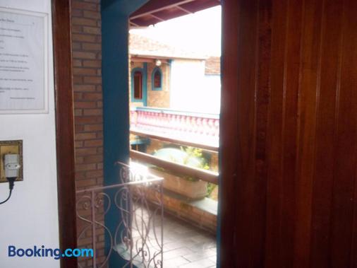 Pousada Riacho Doce - Caraguatatuba - Balcony