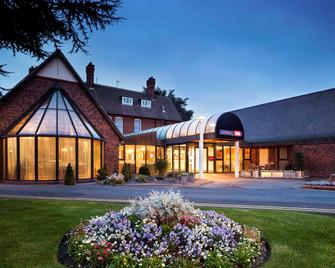 Mercure Hull Grange Park Hotel - Hull - Building