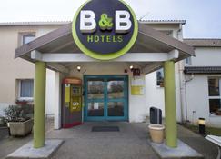 B&B Hôtel Chalon-Sur-Saone Sud - Saint-Rémy - Building