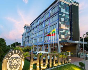 Hotel Ks - Moulmein - Edificio