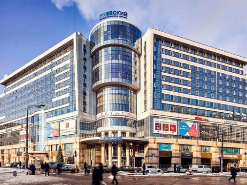莫斯科基輔斯卡亞阿達吉奧公寓 - 莫斯科 - 建築