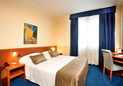 Best Western Blu Hotel Roma - Rome - Bedroom