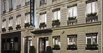 Hotel Keppler - Paris - Building