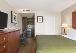 Thriftlodge Saskatoon - Saskatoon - Bedroom