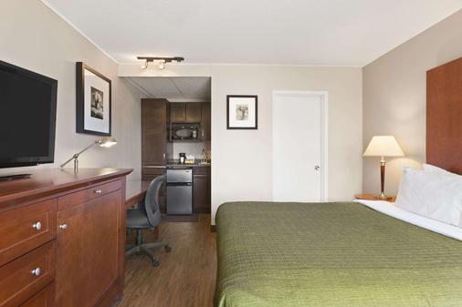 Thriftlodge Saskatoon - Saskatoon - Schlafzimmer