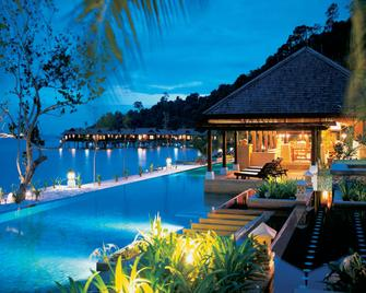 Pangkor Laut Resort - Пангкор - Басейн