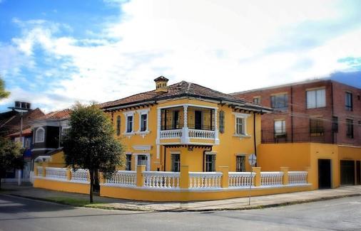 La Playa Hostel - Bogotá - Toà nhà