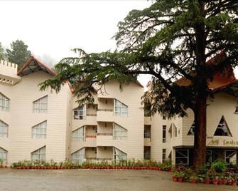 Hotel Arif Castles - Nainital - Rakennus