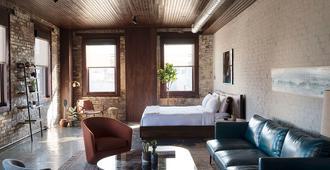 Wm. Mulherin's Sons Hotel - Philadelphia - Bedroom