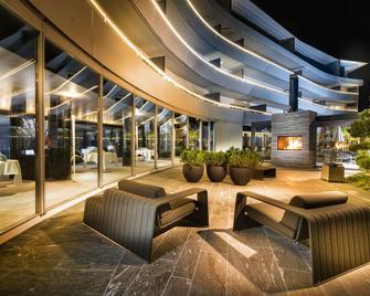 7132 Hotel - Vals - Building