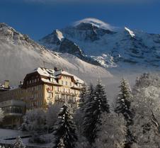 Hotel Regina Wengen