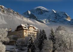 Hotel Regina Wengen - Lauterbrunnen - Building
