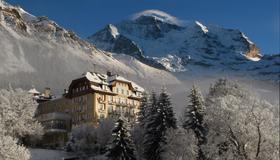 Hotel Regina Wengen - Lauterbrunnen - Edifício