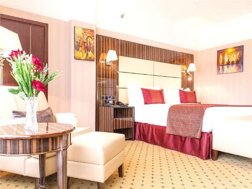 Golden Tulip Addis Ababa - Addis Ababa - Bedroom