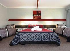 The Grampians Motel & The Views Restaurant - Halls Gap - Bedroom
