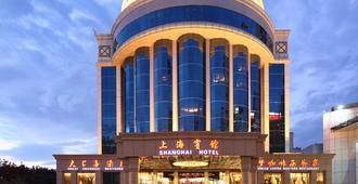 Shenzhen Shanghai Hotel - שנג'ן - בניין