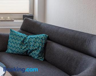 Ferienwohnung am Wall - Soest - Wohnzimmer