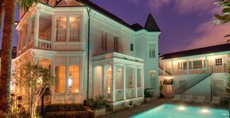 Melrose Mansion - Новый Орлеан - Здание