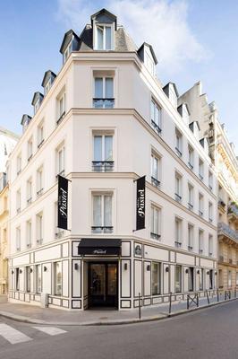 Hôtel Pastel Paris - Paris - Bygning