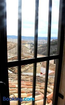 Hostal San Pedro - Cuenca - Balcony