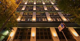 Hotel Il Monte - אוסקה - בניין