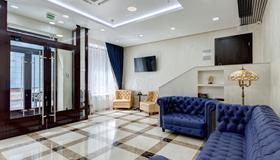 Гостиница на Смирновской 25 - Москва - Лобби