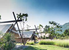 Lala Mukha Tented Resort Khao Yai - Ban Tha Maprang - Outdoors view