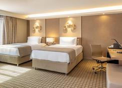 聖地亞哥洲際酒店 - 聖地牙哥 - 聖地亞哥 - 臥室