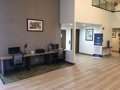 Best Western Heritage Inn - Chico - Chico - Aίθουσα συνεδριάσεων