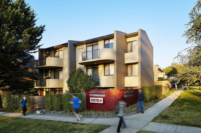 Manuka Park Serviced Apartments - Canberra - Building