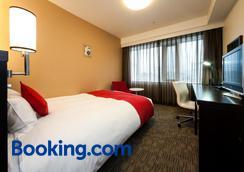Daiwa Roynet Hotel Okayama-Ekimae - Okayama - Bedroom