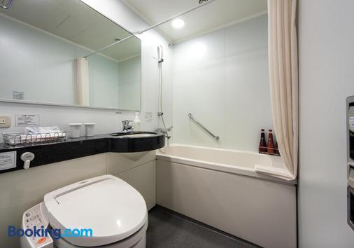 Daiwa Roynet Hotel Okayama-Ekimae - Okayama - Bathroom