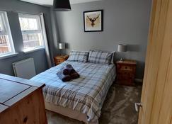 Ben Vorlich Cottage - Arrochar - Bedroom