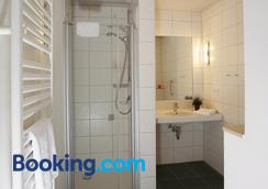 Kurhaus Pivittskrug - Bad Oeynhausen - Bathroom