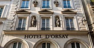 Hôtel d'Orsay - París - Edificio