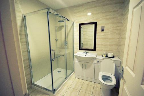 亞歷山大湯姆森酒店 - 格拉斯哥 - 格拉斯哥 - 浴室