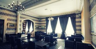 Alexander Thomson Hotel - Glasgow - Restaurante