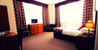 Alexander Thomson Hotel - Glasgow - Soveværelse