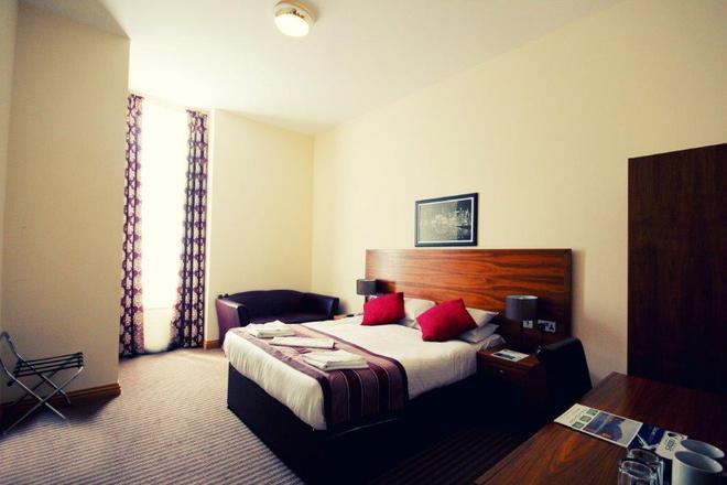 Alexander Thomson Hotel - Glasgow - Camera da letto