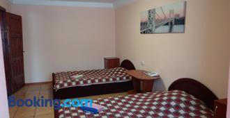 Hotel Desna Kut - Kyiv - Bedroom