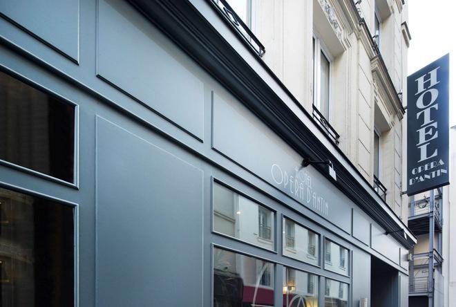 安廷歌劇院酒店 - 巴黎 - 巴黎 - 建築