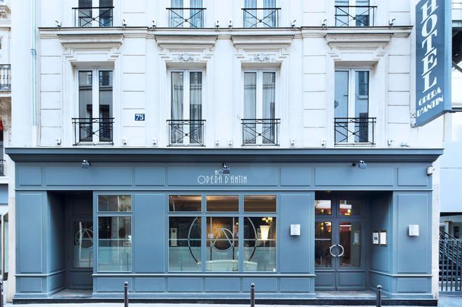 Hotel Opera d'Antin - París - Edificio