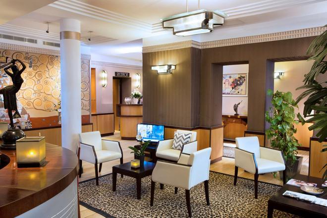 Hotel Opera d'Antin - París - Lobby