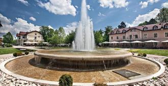 Hotel Hercegovina - Σαράγιεβο - Θέα στην ύπαιθρο